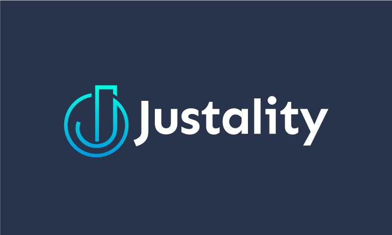 Justality - E-commerce domain name for sale