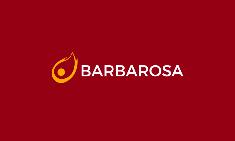 Barbarosa - Dining company name for sale