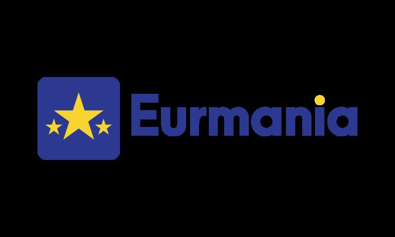 Eurmania - Business domain name for sale