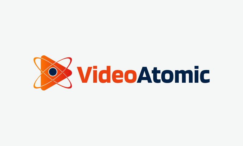 Videoatomic - Media brand name for sale