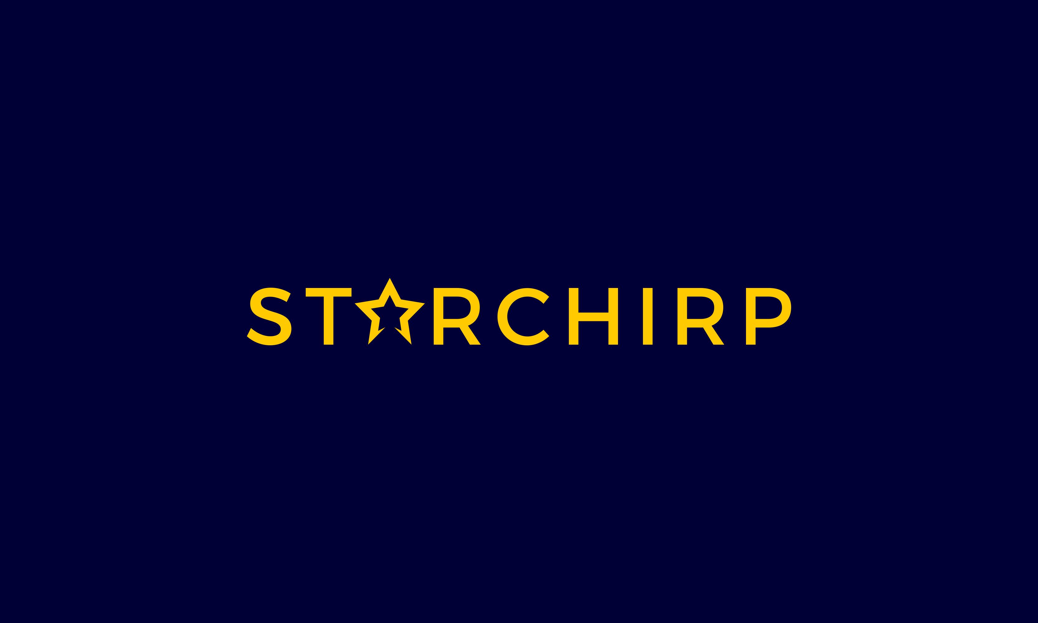 Starchirp