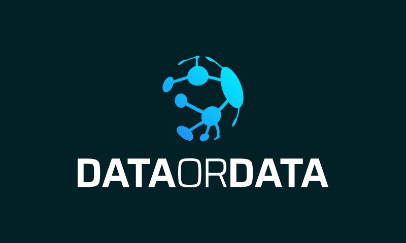 Dataordata - Business domain name for sale
