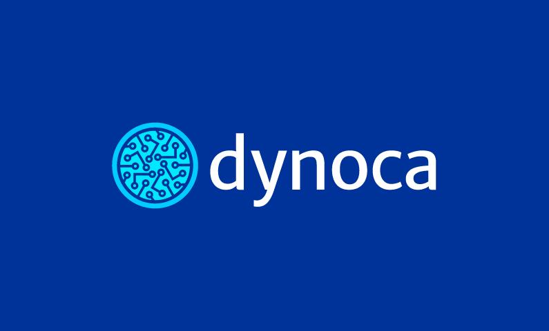 Dynoca logo