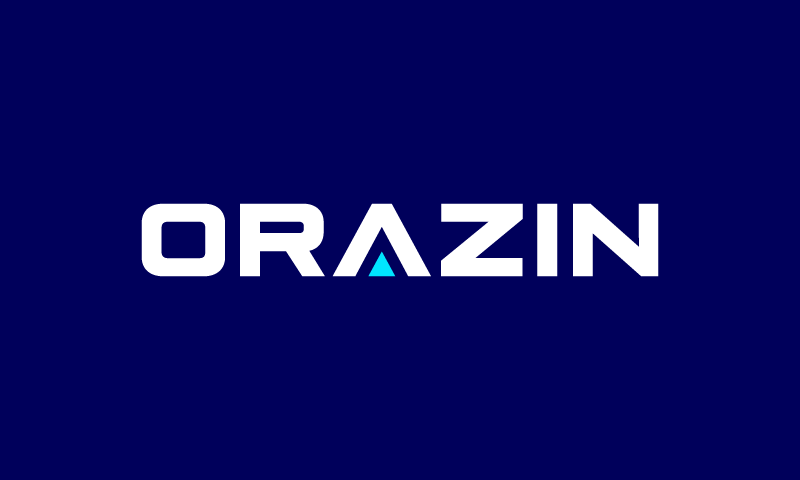 Orazin - Technology startup name for sale