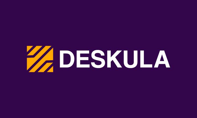Deskula