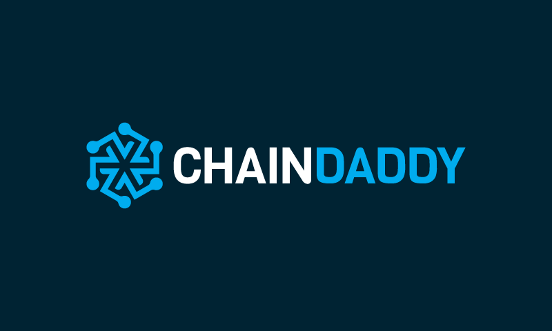 Chaindaddy - Cryptocurrency startup name for sale