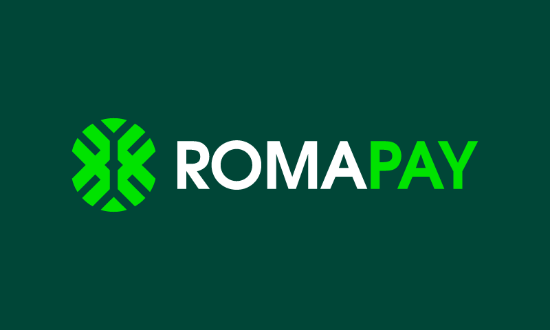Romapay - Banking startup name for sale