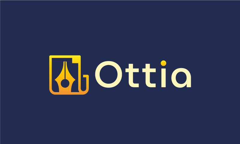 Ottia - Media domain name for sale