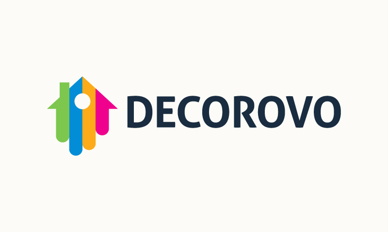 Decorovo - Approachable company name for sale