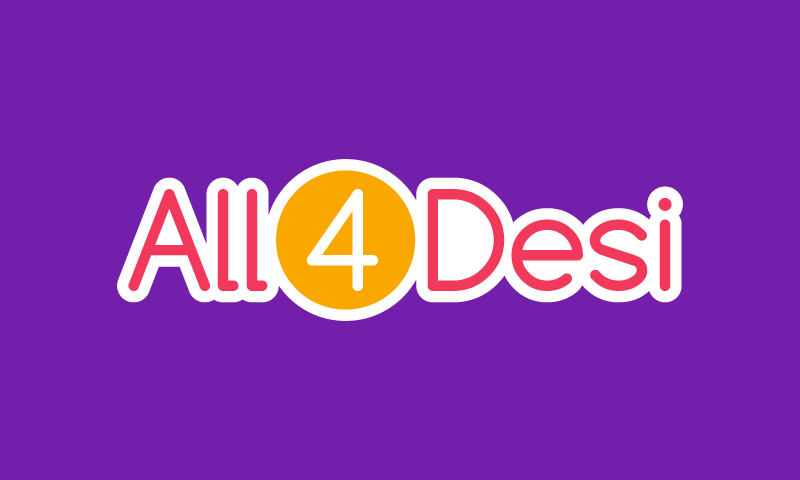 All4desi - Chat brand name for sale