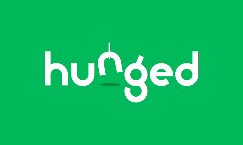 Hunged - Dining domain name for sale
