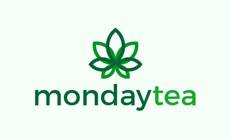 Mondaytea - Health company name for sale