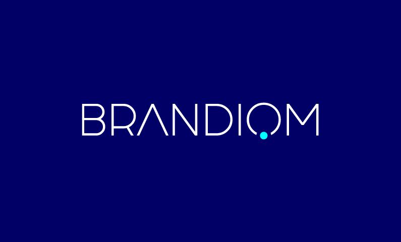 Brandiom - Marketing domain name for sale