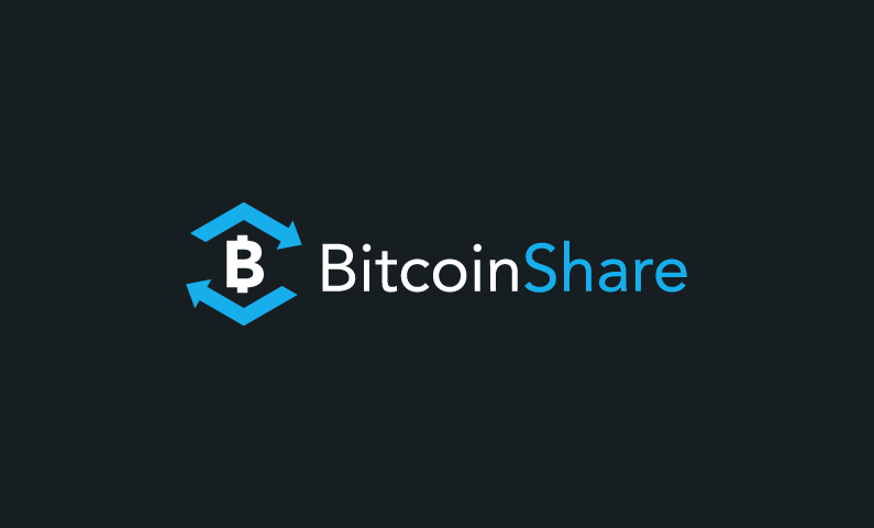 Bitcoinshare - Fundraising product name for sale