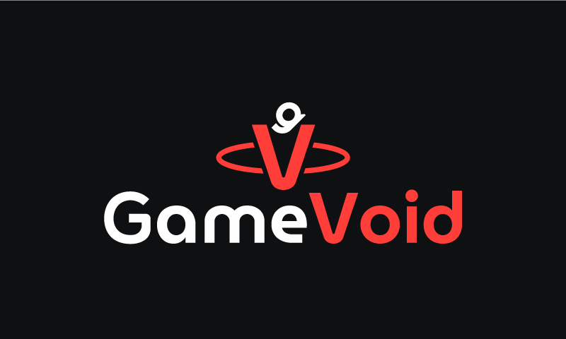 Gamevoid - Video games startup name for sale