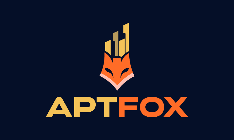 Aptfox - Real estate company name for sale