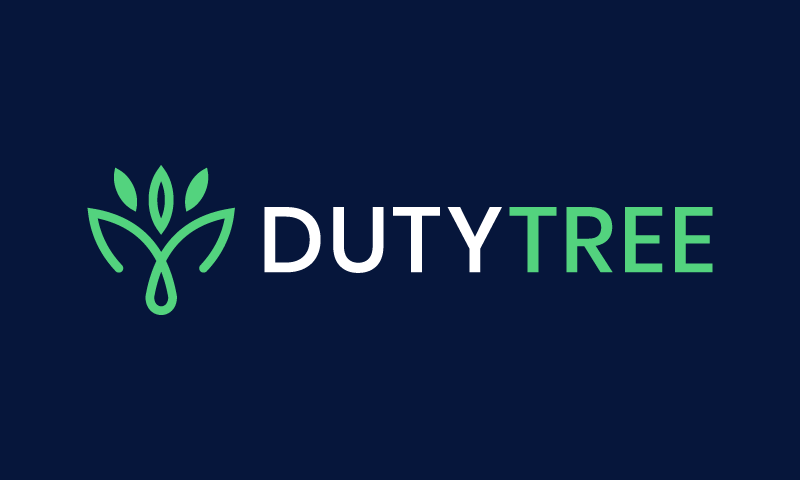 Dutytree - Business startup name for sale