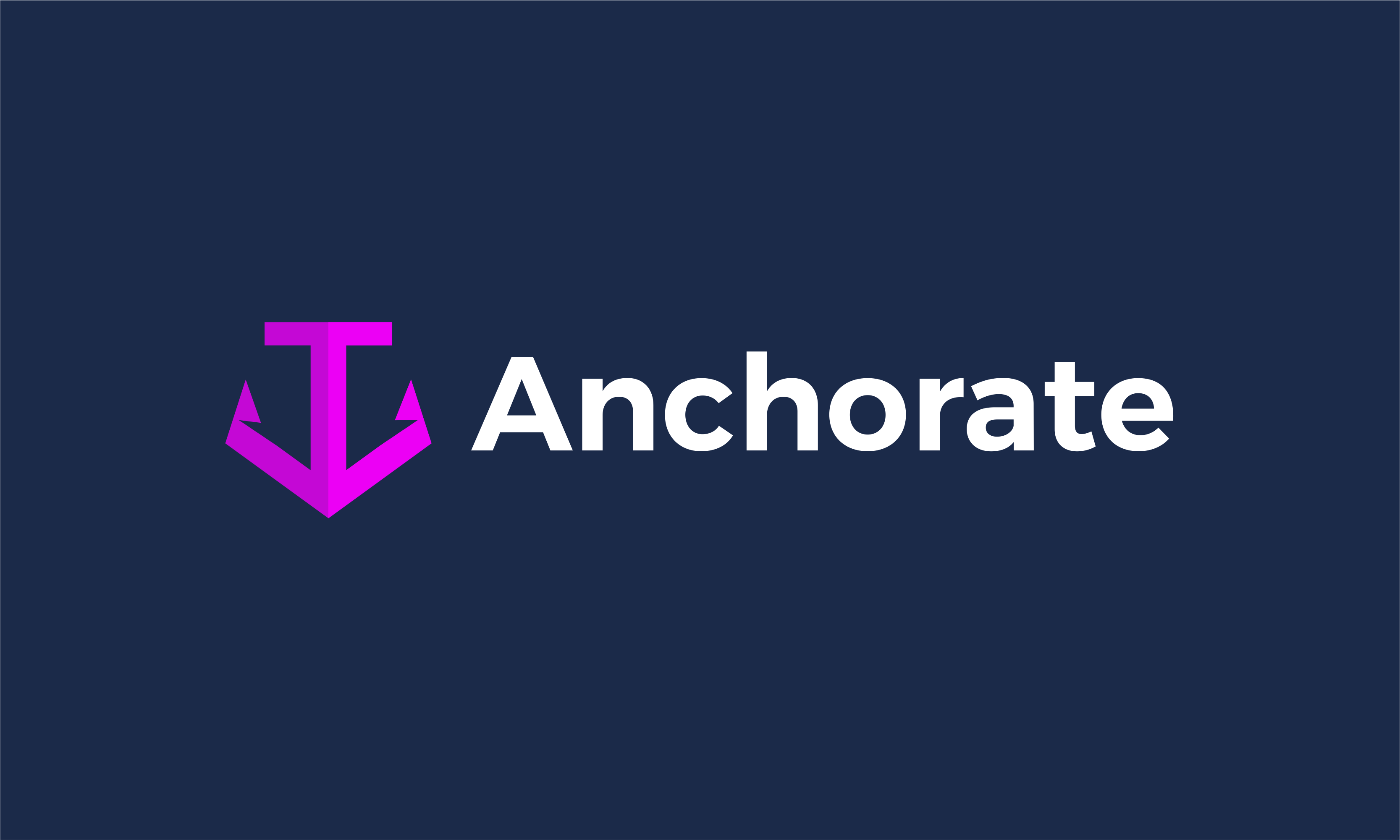 Anchorate