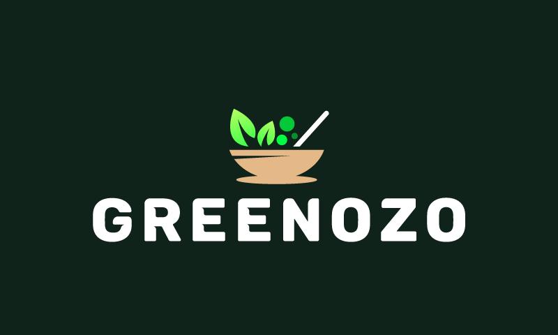 Greenozo - Health company name for sale