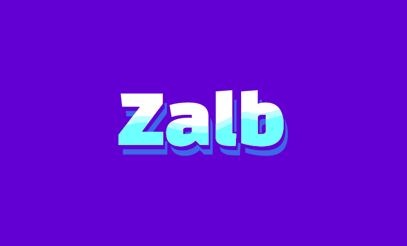 Zalb - Photography company name for sale