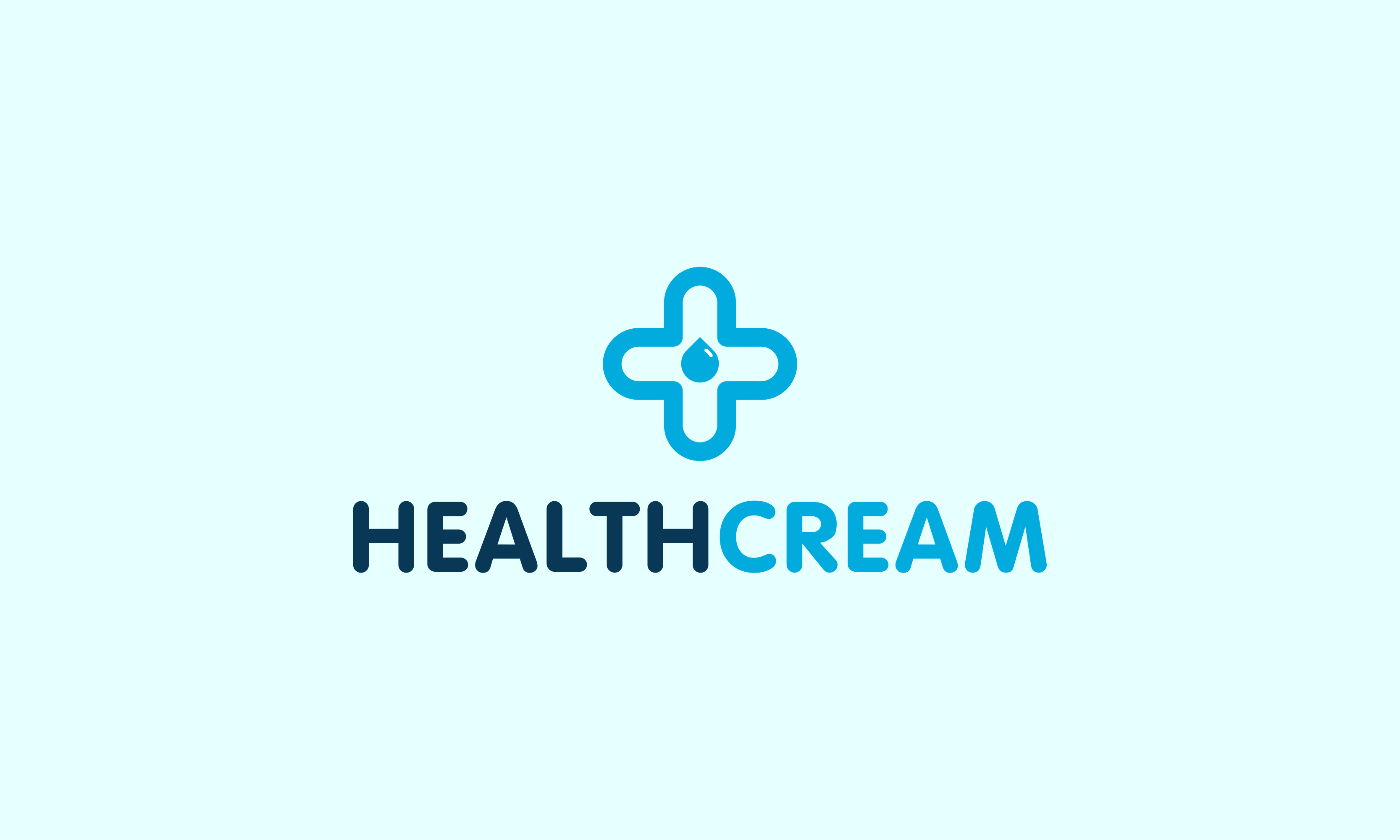 HealthCream logo