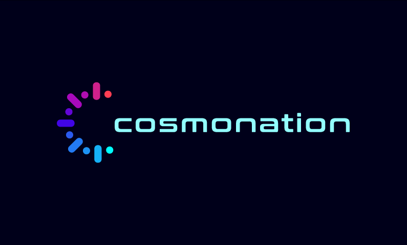 Cosmonation - Stylish domain name