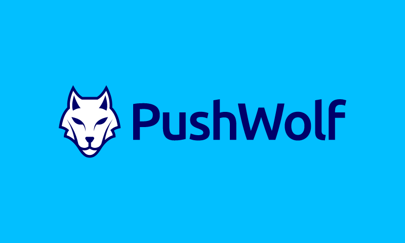 Pushwolf - Sports company name for sale