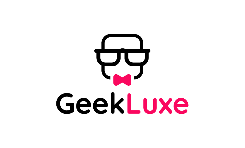 Geekluxe - Marketing domain name for sale