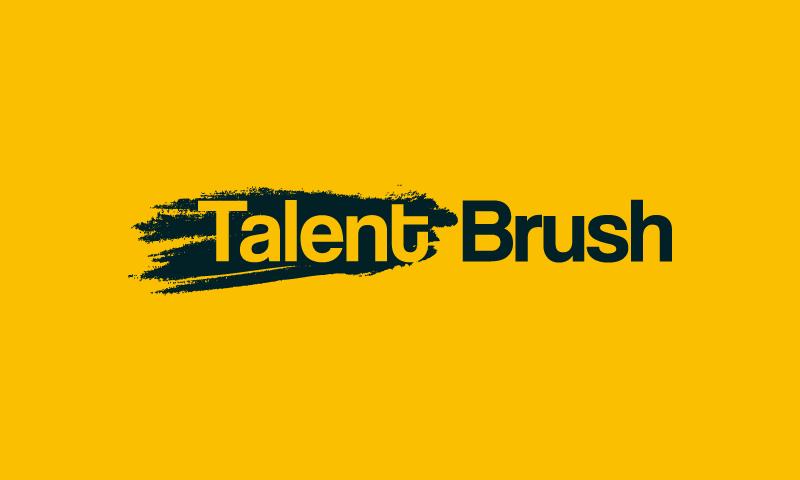 Talentbrush