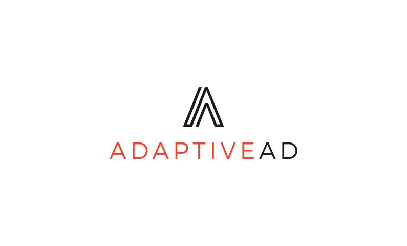 Adaptivead - Advertising startup name for sale