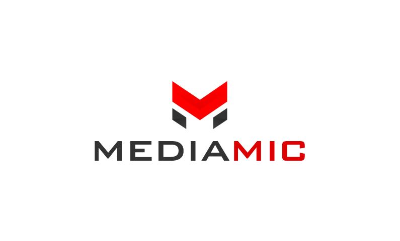 Mediamic - Media domain name for sale