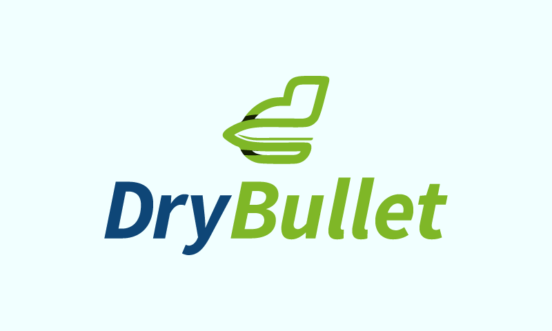 Drybullet - Retail company name for sale