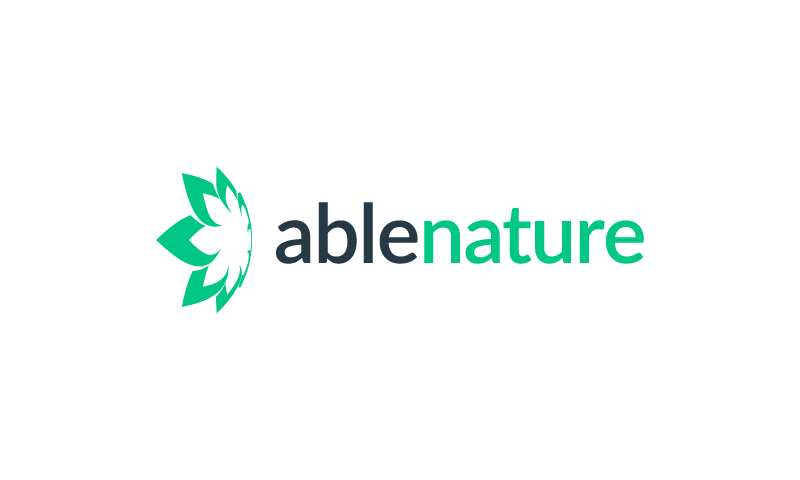 AbleNature logo