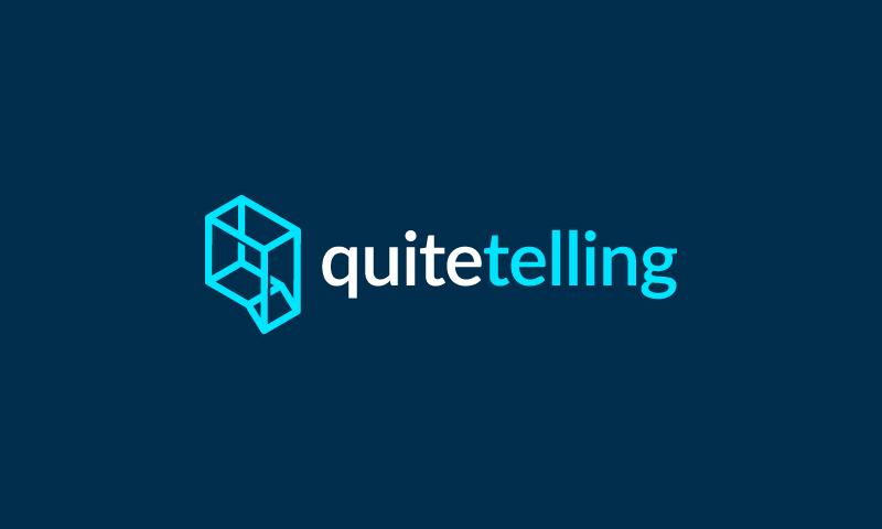 Quitetelling