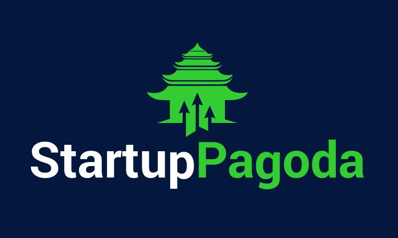 Startuppagoda - Business brand name for sale