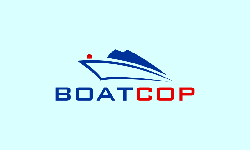 Boatcop - Security brand name for sale