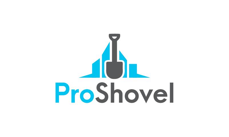 Proshovel - Technology business name for sale