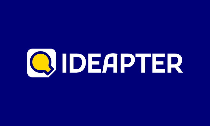 Ideapter - E-learning brand name for sale
