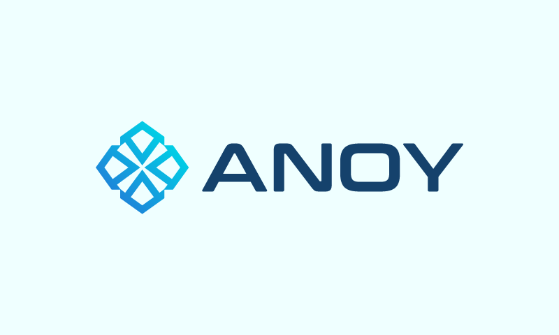 Anoy - Virtual Reality brand name for sale