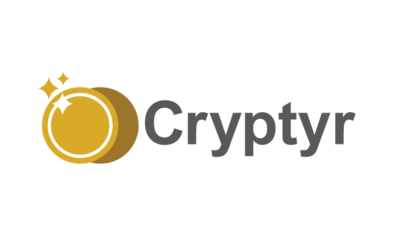 Cryptyr - Cryptocurrency business name for sale