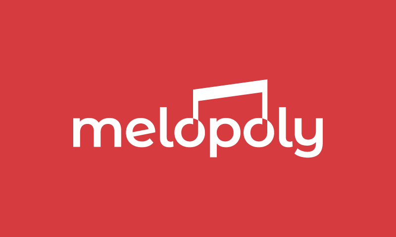 Melopoly - Media startup name for sale