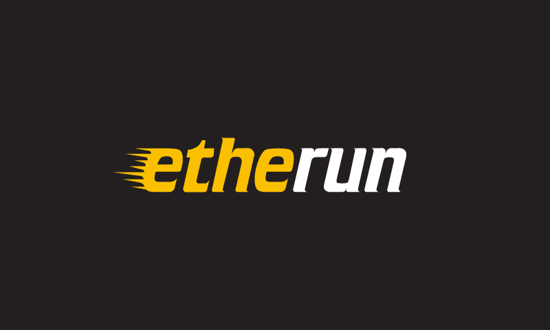Etherun - Cryptocurrency business name for sale
