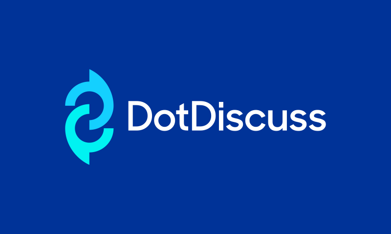 Dotdiscuss - Chat startup name for sale