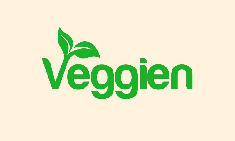 Veggien - Nutrition business name for sale