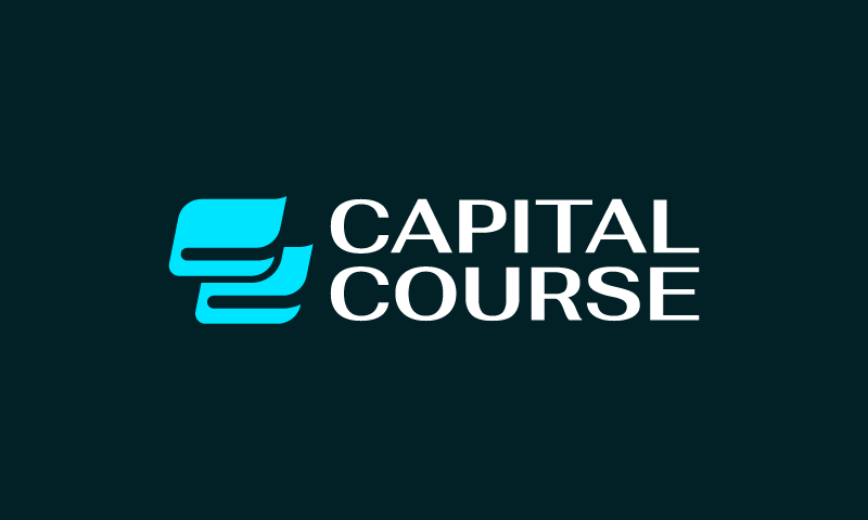 Capitalcourse - Contemporary company name for sale