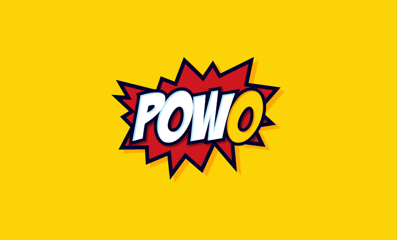 Pow0 - Comic product name for sale