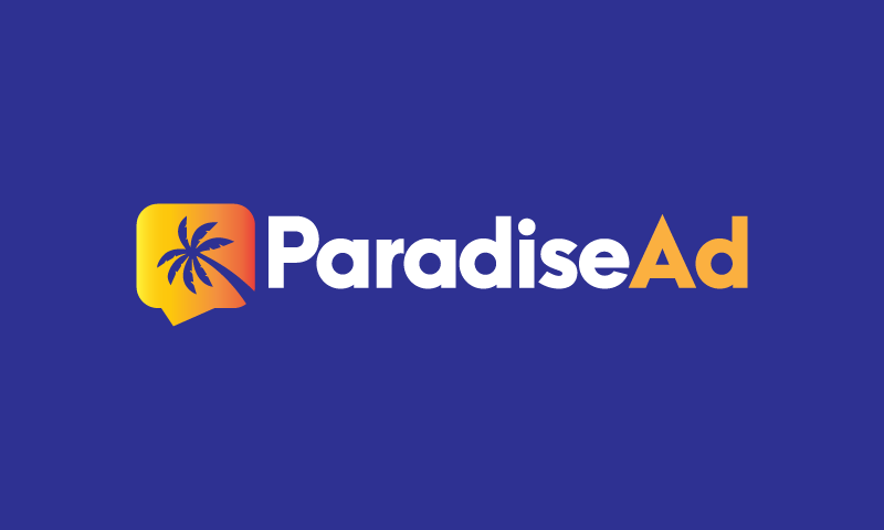 Paradisead - Advertising company name for sale