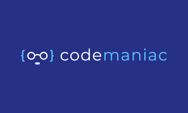 Codemaniac - Clever name for coders