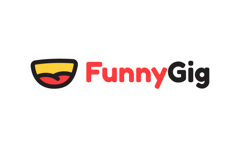 Funnygig - Business startup name for sale