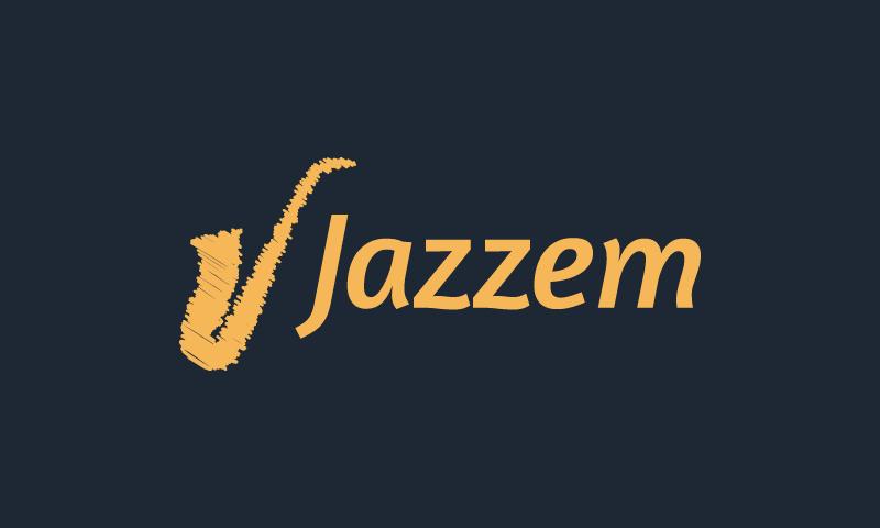 Jazzem - Audio brand name for sale